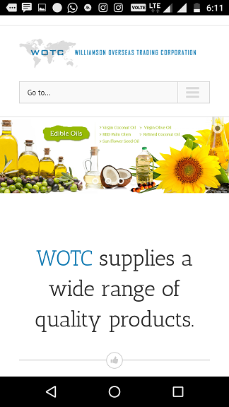 seo case study wotc website